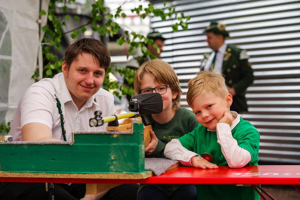 Stadtfest 2019 - Schützengilde Soltau