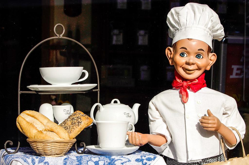 Tante Steffi Frühstück
